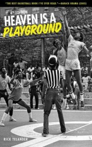 The best books on American Football (and its Dark Side) - Heaven is a Playground by Rick Telander