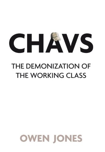 The best books on Fairness and Inequality: Chavs by Owen Jones