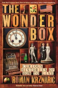 The best books on The Art of Living - The Wonderbox by Roman Krznaric