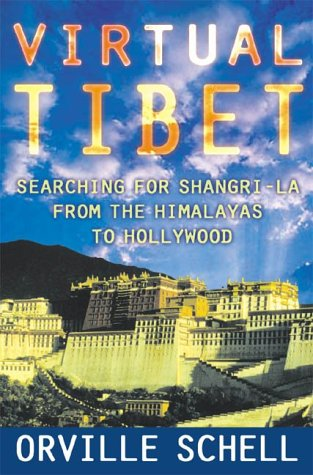 The best books on China and the US - Virtual Tibet by Orville Schell