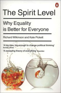 The best books on Fairness and Inequality: The Spirit Level: Why Greater Equality Makes Societies Stronger by Richard Wilkinson and Kate Pickett