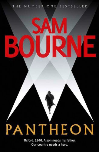 The Best Classic Thrillers - Pantheon by Sam Bourne