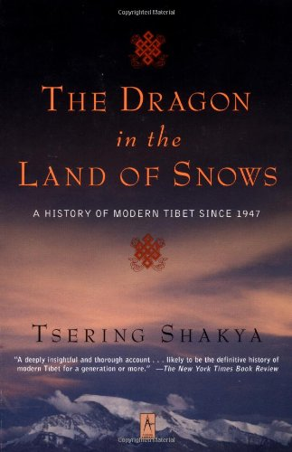 The best books on Tibet - The Dragon in the Land of Snows by Tsering Shakya