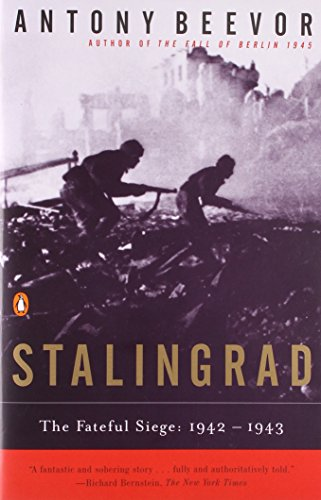 The best books on Military History - Stalingrad by Antony Beevor