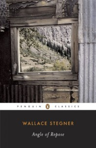 The best books on The American West - Angle of Repose by Wallace Stegner