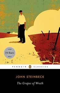 The best books on Progressive America - The Grapes of Wrath by John Steinbeck