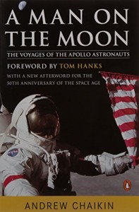 The best books on Cosmology - A Man on the Moon by Andrew Chaikin