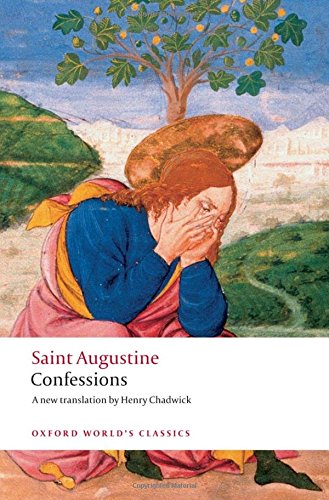 The best books on The Saints - Confessions of St Augustine by St Augustine