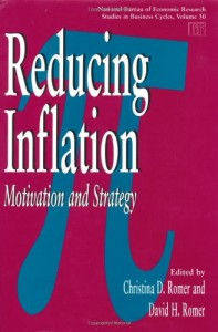The best books on Learning from the Great Depression - Reducing Inflation by Christina Romer & Christina Romer and David Romer (editors)
