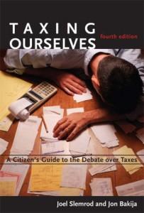 The best books on Public Finance - Taxing Ourselves by Joel Slemrod & Jon Bakija