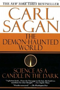 Books on the Wonders of The Universe - The Demon-Haunted World by Carl Sagan