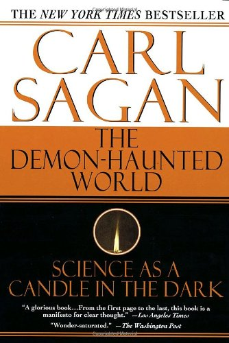 The best books on The Wonders of The Universe - The Demon-Haunted World by Carl Sagan