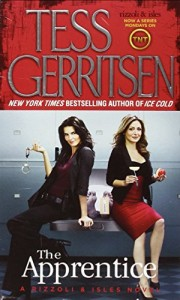 Tess Gerritsen recommends her Favourite Thrillers - The Apprentice by Tess Gerritsen