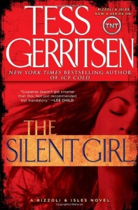 Tess Gerritsen recommends her Favourite Thrillers - Rizzoli & Isles by Tess Gerritsen