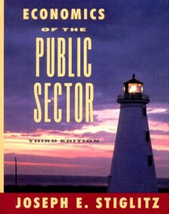 The best books on Public Finance - Economics of the Public Sector by Joseph E Stiglitz