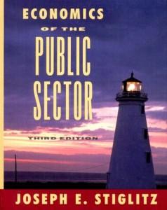 Economics of the Public Sector by Joseph E Stiglitz