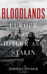 The best books on Contemporary Russia - Bloodlands by Timothy Snyder