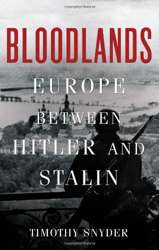 The best books on World War II - Bloodlands by Timothy Snyder