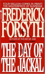 The Best Classic Thrillers - The Day of the Jackal by Frederick Forsyth