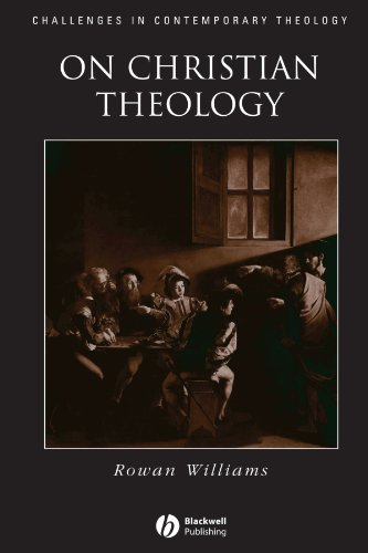 The best books on Christianity - On Christian Theology by Rowan Williams