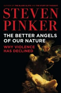 The best books on The Decline of Violence - The Better Angels of Our Nature by Steven Pinker