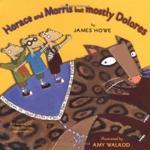 The best books on The Gender Trap - Horace and Morris but Mostly Delores by James Howe and Amy Walrod