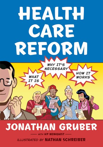 The best books on Public Finance - Health Care Reform by Jonathan Gruber