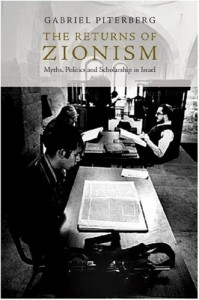 The best books on Zionism and Anti-Zionism - The Returns of Zionism by Gabriel Piterberg