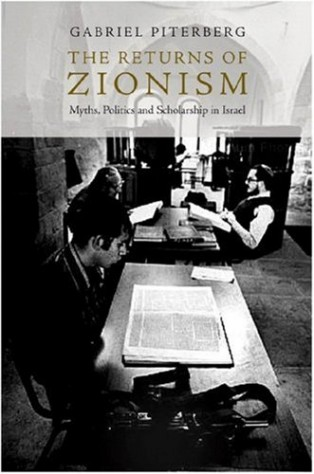 The Returns of Zionism by Gabriel Piterberg