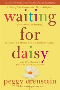 The best books on The Gender Trap - Waiting for Daisy by Peggy Orenstein