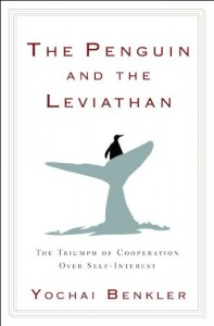 The best books on Trust and Modern Society - The Penguin and the Leviathan by Yochai Benkler