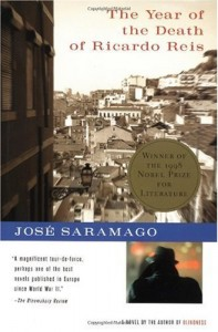 The best books on Translation - The Year of the Death of Ricardo Reis by José Saramago (translated by Giovanni Pontiero)