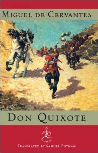 The best books on Translation - Don Quixote by Cervantes (translated by Samuel Putnam)