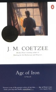 The best books on Nelson Mandela and South Africa - Age of Iron by JM Coetzee