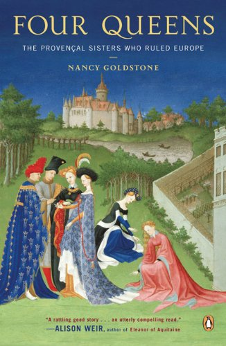 The best books on Dauntless Daughters - Four Queens by Nancy Goldstone