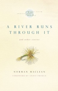 The best books on Brothers - A River Runs Through It by Norman Maclean