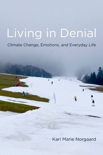 The best books on Consumption and the Environment - Living in Denial by Kari Marie Norgaard