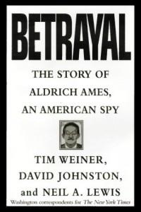Betrayal by Tim Weiner