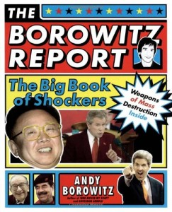 Andy Borowitz recommends the best Comic Writing - The Borowitz Report by Andy Borowitz