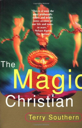 Andy Borowitz recommends the best Comic Writing - The Magic Christian by Terry Southern