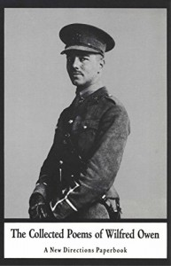 The best books on War Crimes - The Poems of Wilfred Owen by Wilfred Owen