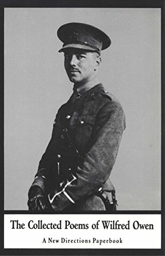 The best books on Reportage and War - The Poems of Wilfred Owen by Wilfred Owen