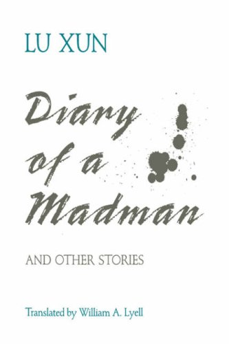 The best books on China (for those studying Chinese) - Diary of a Madman and Other Stories by Lu Xun