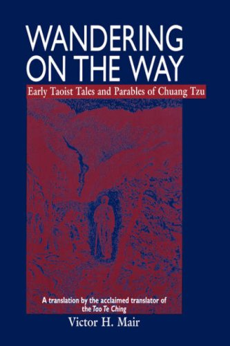 The best books on China (for those studying Chinese) - Wandering on the Way by Chuang Tzu