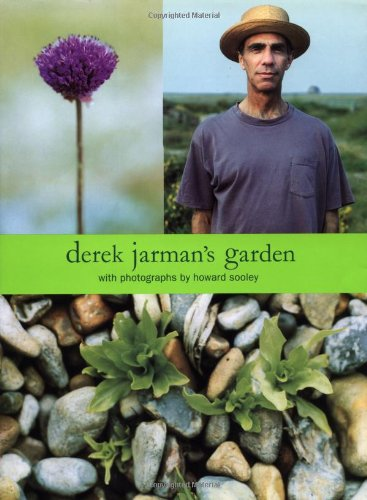 Monty Don recommends His Favourite Gardening Books - Derek Jarman's Garden by Derek Jarman