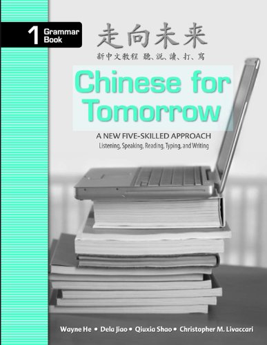 The best books on China (for those studying Chinese) - Chinese For Tomorrow by Chris Livaccari & Chris Livaccari (co-author)