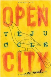 The Best Contemporary Fiction - Open City by Teju Cole