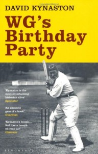 The best books on Social History of Post-War Britain - WG's Birthday Party by David Kynaston