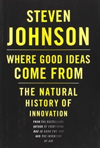 The best books on Where Good Ideas Come From - Where Good Ideas Come From by Steven Johnson