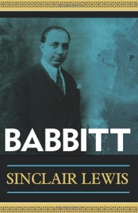 Andy Borowitz recommends the best Comic Writing - Babbitt by Sinclair Lewis